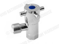Mayfair - Qtr Turn - Polished Chrome - Stop Valves - Plumbing - 11820