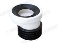 Pan Connector - 20mm Offset - Waste - Plumbing