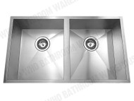 Somerset - 760D - Brushed Stainless - Kitchen - Sink/Trough - 12563