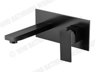 Damian - Combo Filler Black - Bath Mixer - Tap