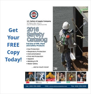 Get Your FREE Copy of 2016 Safety Catalog Today!