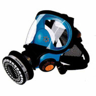 Sundstrom SR200 Glass visor Full Face Respirator Mask. Shop Now!