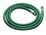 SP140 8' Rubber Hose with Swivel Fitting