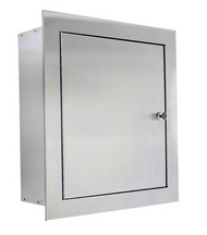 Haws 9200REC Recessed Cabinet for Thermostatic Mixing Valves. Shop now!