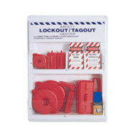 Lockout Tagout Station Small