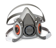 3M 6200 Half Facepiece Reusable Respirator Series 6000