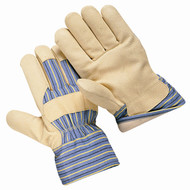 Wells Lamont Thermofill Lined Leather Palm Gloves