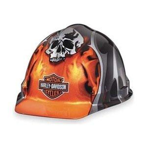 Harley Davidson Hard Hats Skulls