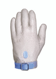 Chainex 54200 Metal Mesh Gloves with Plastic Strap