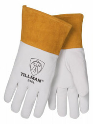 Tillman 24C Super Premium Kidskin TIG Gloves. Shop Now!