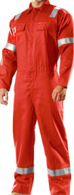 Benchmark 4019FR Flame Resistant Standard Coverall 4019FR