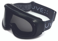 Black Body, Dual Pane Lens Smoke Lens, Ultra-dura Anti-scratch outside / Uvextreme Anti-fog inside