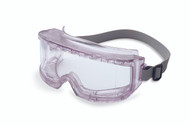 Clear Body, Indirect Vent, Neoprene Headband Clear Lens,Uvextreme Anti-fog Coating