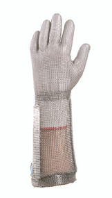 Chainex 53331 Metal Mesh Gloves with 7.5 Inches Cuff