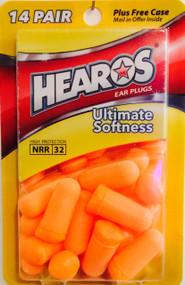 HEAROS 5210 14-pair - Disposable Earplugs
