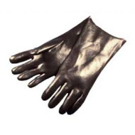 "14"" Chemical Resistant Smooth PVC Gloves"