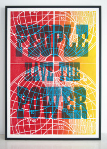 People Have The Power - Limited Edition Print