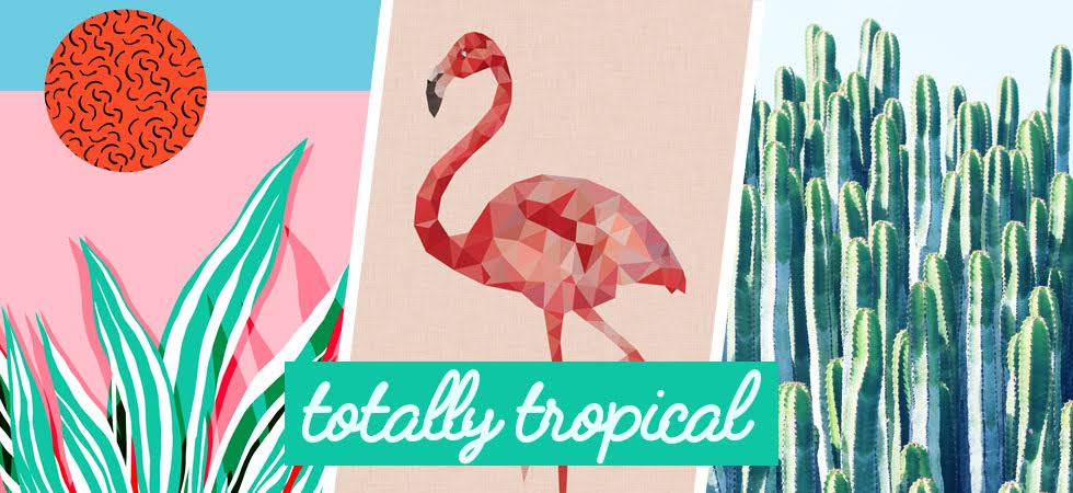 Image result for totally tropical