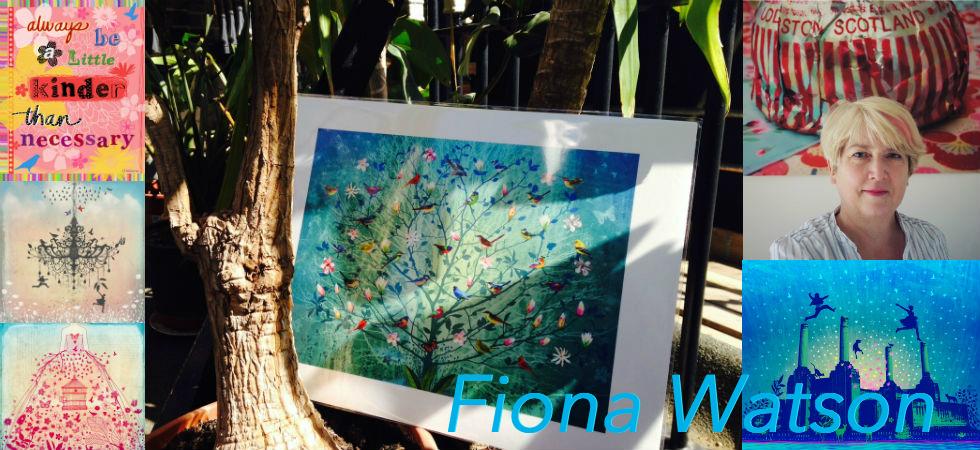 Buy Fiona Watson Prints Online