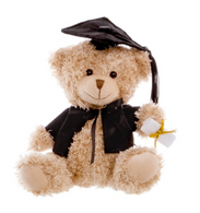 Smarty Pants Graduation Bear