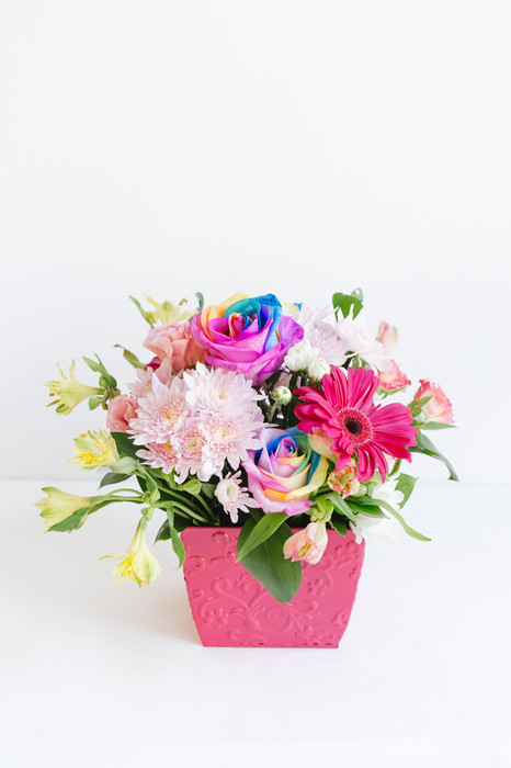 Ggs flowers socially sustainable florist canberra posie pot fandeluxe Image collections