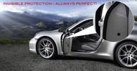 Porsche Door edge protection film - dent paint protector