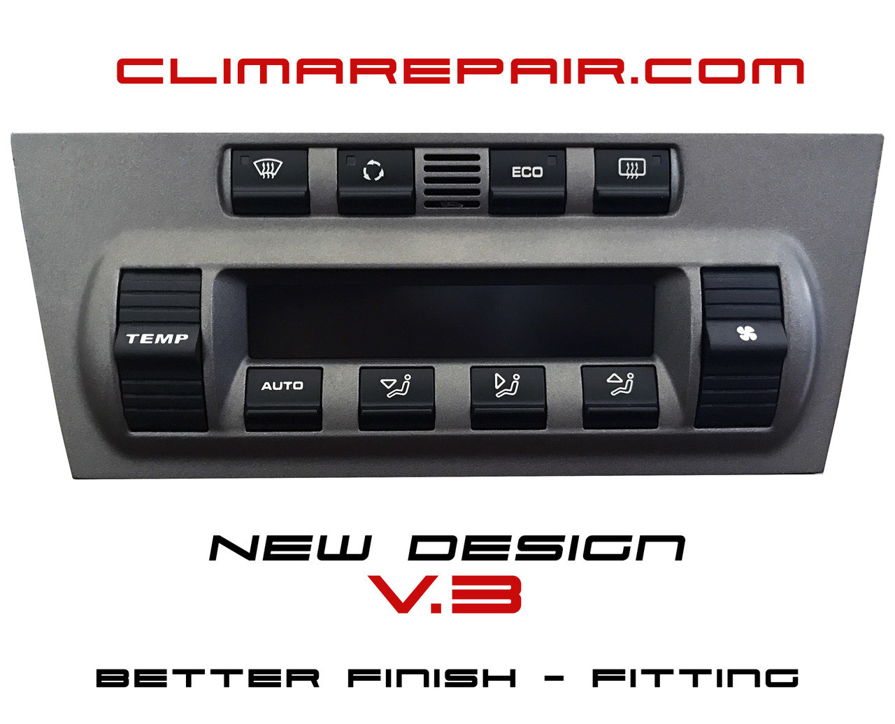 Porsche Replacement Buttons For Climate Unit Free