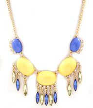 Necklace N 1061 GLD YEL