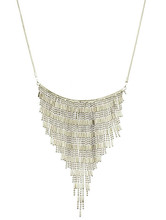 Necklace N 10181 SLV