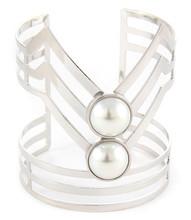 Bracelet B 2827 SLV WHT