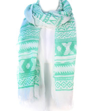 Scarf S 483 MNT