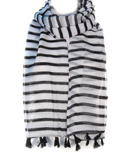 Scarf S 3378 3 BLK