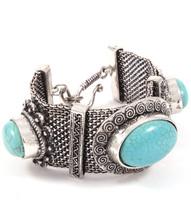 Bracelet B 3373 SLV TRQ