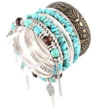 Bracelet B 15531 SLV TRQ