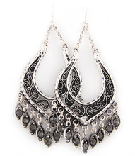 Earrings E 17816 SLV CLR