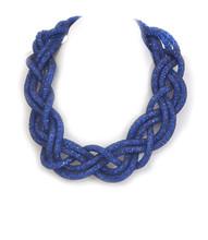 Necklace N 2720 BLU