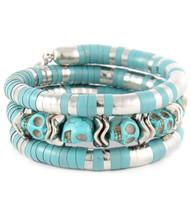 Bracelet B 300021 TURQ