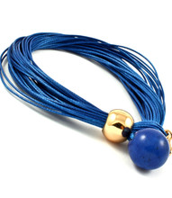 Bracelet B 99244 GLD BLU