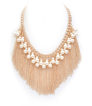 Necklace N 2584 GLD CRM