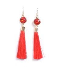 Earrings E 2171 RED