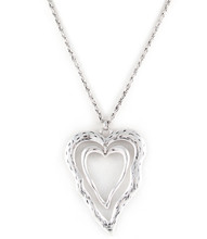 Necklace  N 0650016 SLV