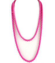Necklace N 0529 GLD FSH