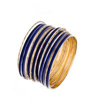 Bracelet  B 1046 GLD BLU