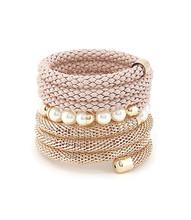 Bracelet  B 2796 GLD PNK