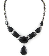 Necklace  N 1076 BLK