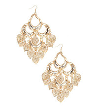 Earrings  E 476 GLD