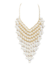 Necklace N 2834 GLD CRM
