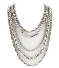 Necklace  N 5013 SLV