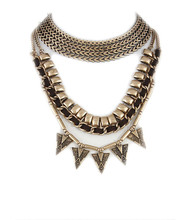 Necklace N 30313 RGLD