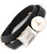 Bracelet  B 14339 GLD BLK